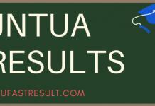 Jntua Results