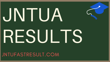 JNTUA Results - JNTU Anantapur Upcoming & Previous Exam Results