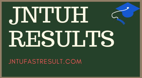 JNTUH B.Tech 4-2 Results May 2019