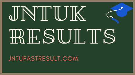 jntuk b.tech R19 results 2020