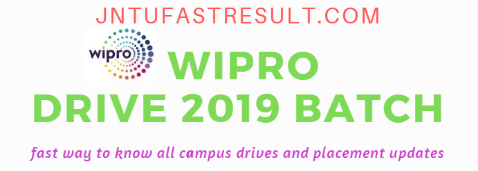 WIPRO Syllabus for Online Assessment