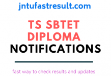 TS Sbtet Updates