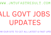 GOVT JOBS NOTIFICATION