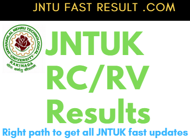 jntuk 2-1 Rc/Rv Results 2019