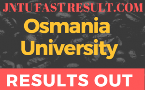 OU MBA Results