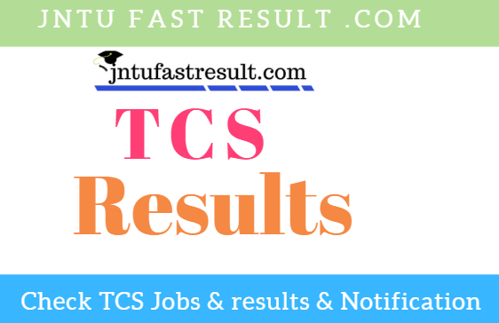 TCS Off Campus Online Test Result 2019