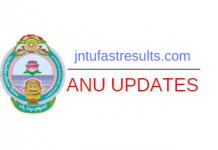 ANU Updates