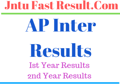 AP Intermediate 2nd Year Results 2019