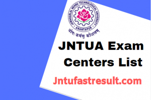 JNTUA Affilited Colleges
