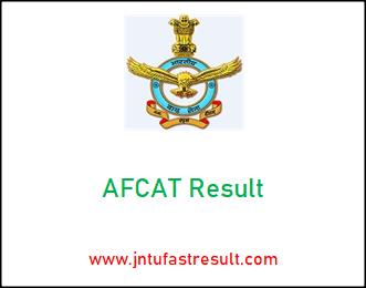 afcat-result