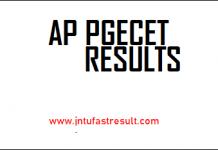 AP-PGECET-Results