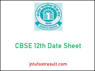 cbse-12th-date-sheet