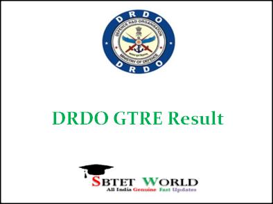 drdo-gtre-result