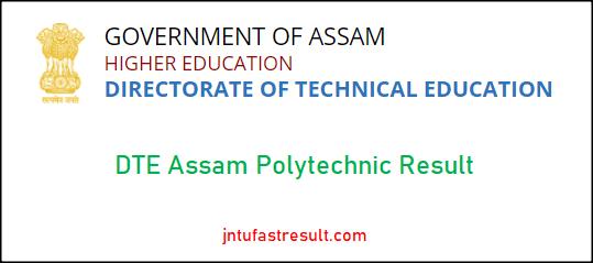 dte-assam-result