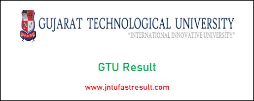 gtu-result