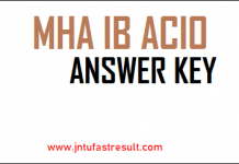 MHA-IB-ACIO-Answer-Key