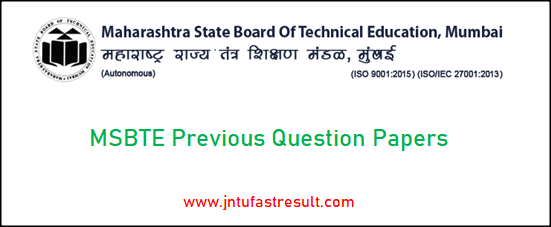 msbte-previous-question-papers
