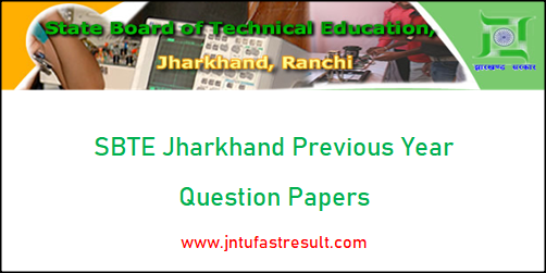sbte-jharkhand-previous-question-papers
