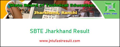 sbte-jharkhand-result