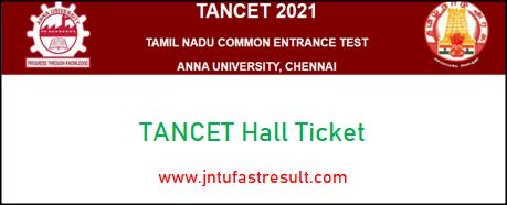 tancet-hall-ticket