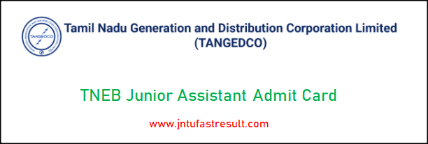 tneb-tangedco-junior-assistant-admit-card