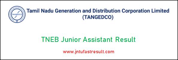 tneb-tangedco-junior-assistant-result