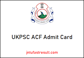 ukpsc-acf-admit-card