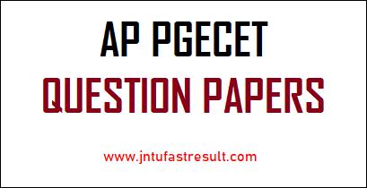 AP-PGECET-question-paper