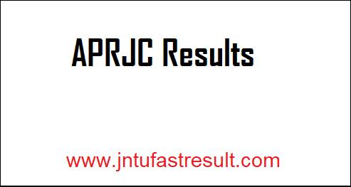APRJC-Results