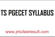 TS-PG-ECET-Syllabus