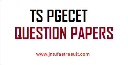 TS-PGECET-question-paper