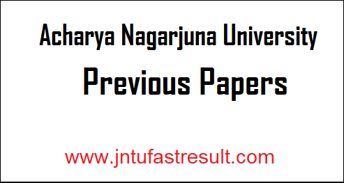 anu-Previous-Papers